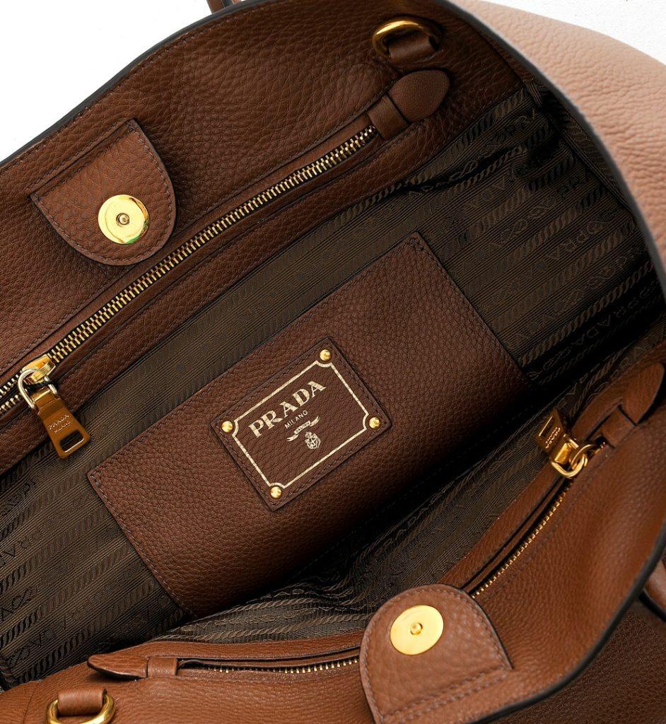 c57ed6ee45f2 Prada leather top handle bag - The Dresser