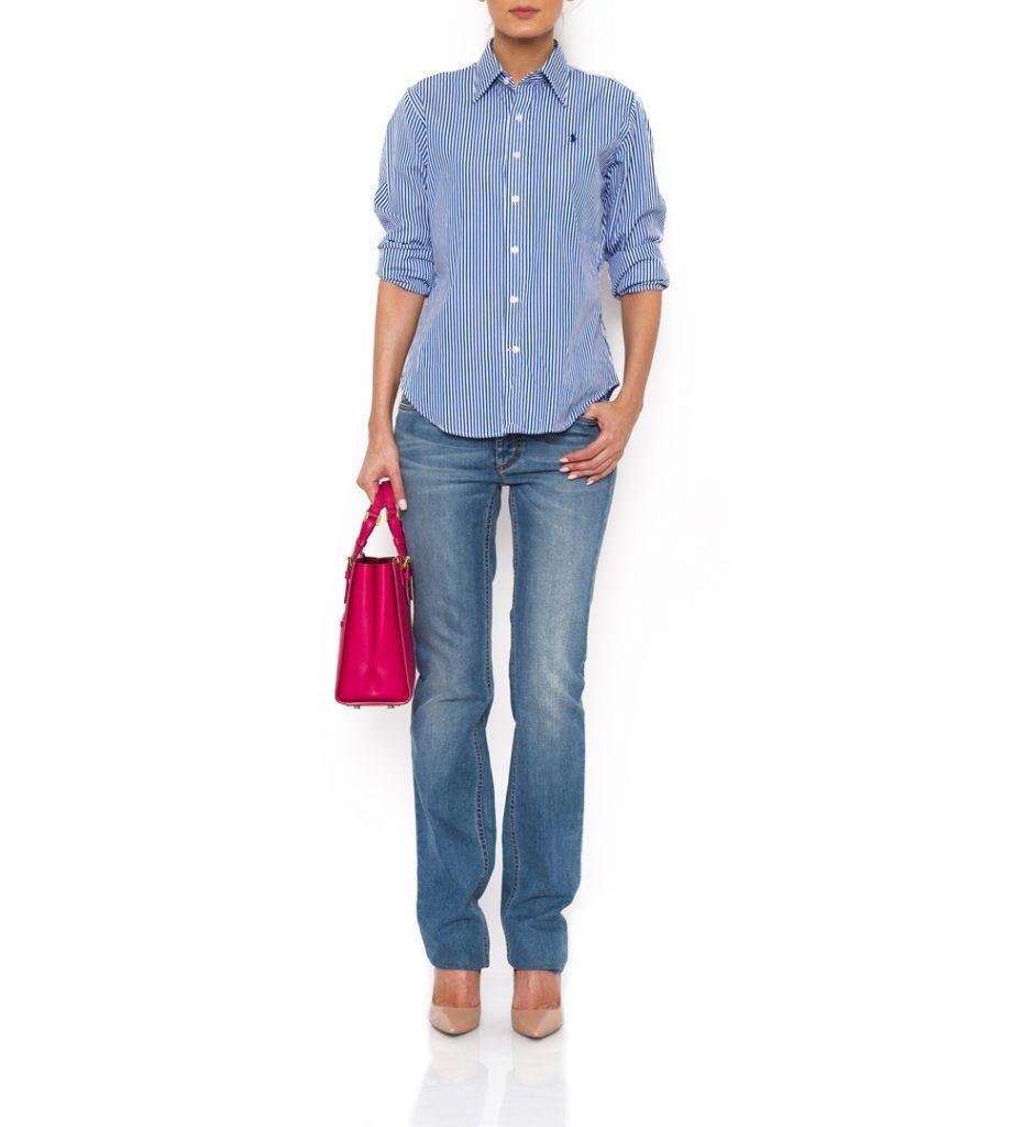 Camasa Ralph Lauren albastra