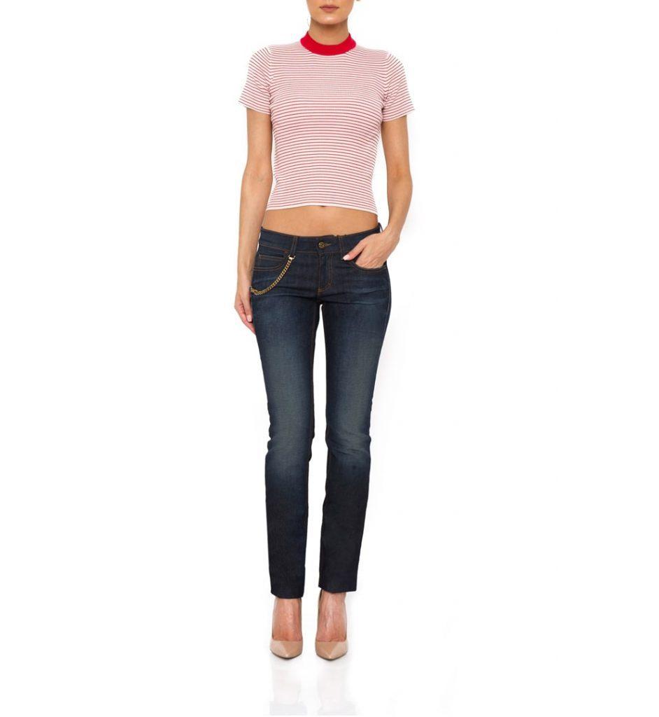 Jeans Gucci bleumarin