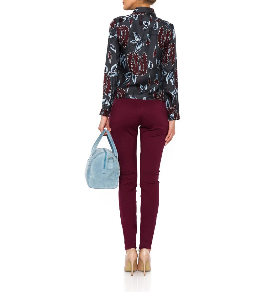 d97b509c80655c Prada floral print silk shirt - The Dresser