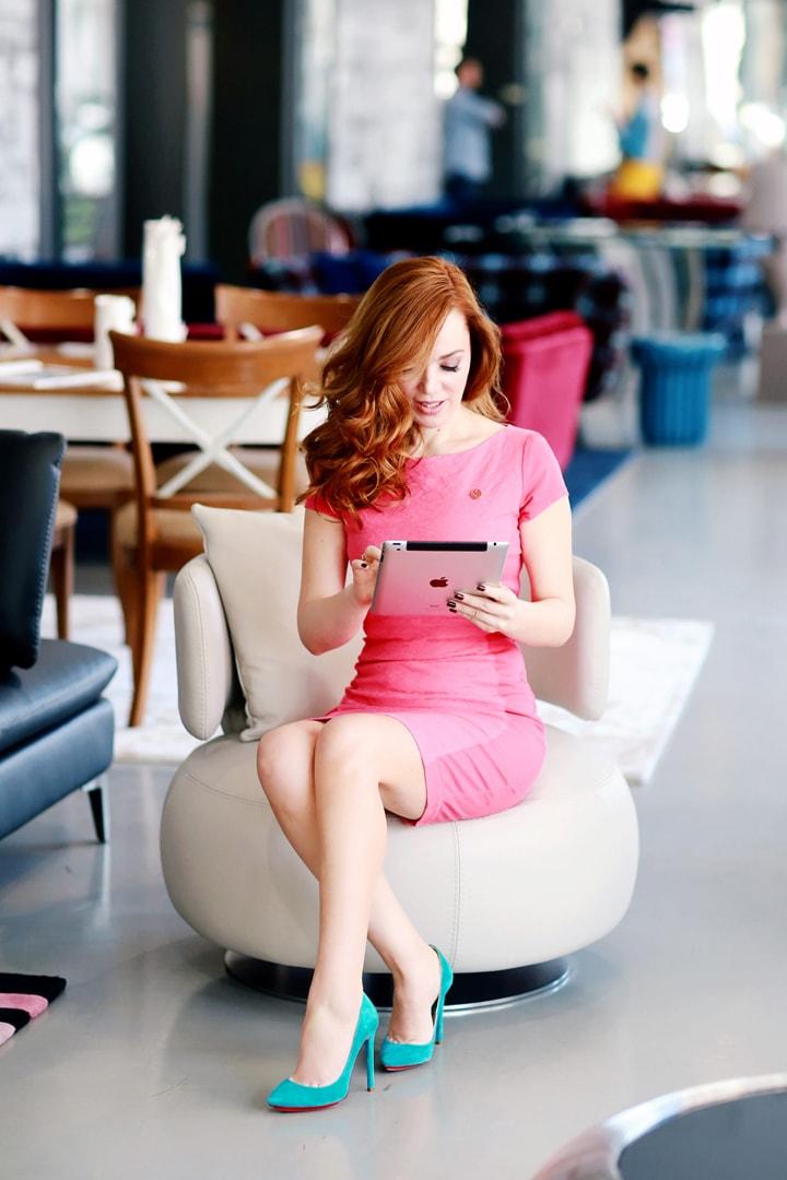 Florentina Fantanaru & The Dresser - Cum a transformat tehnologia shopping