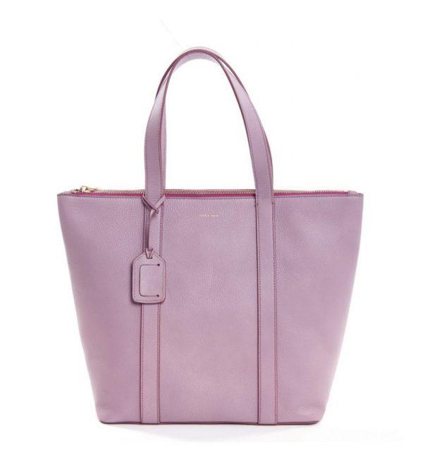 Shopping bag roz deschis