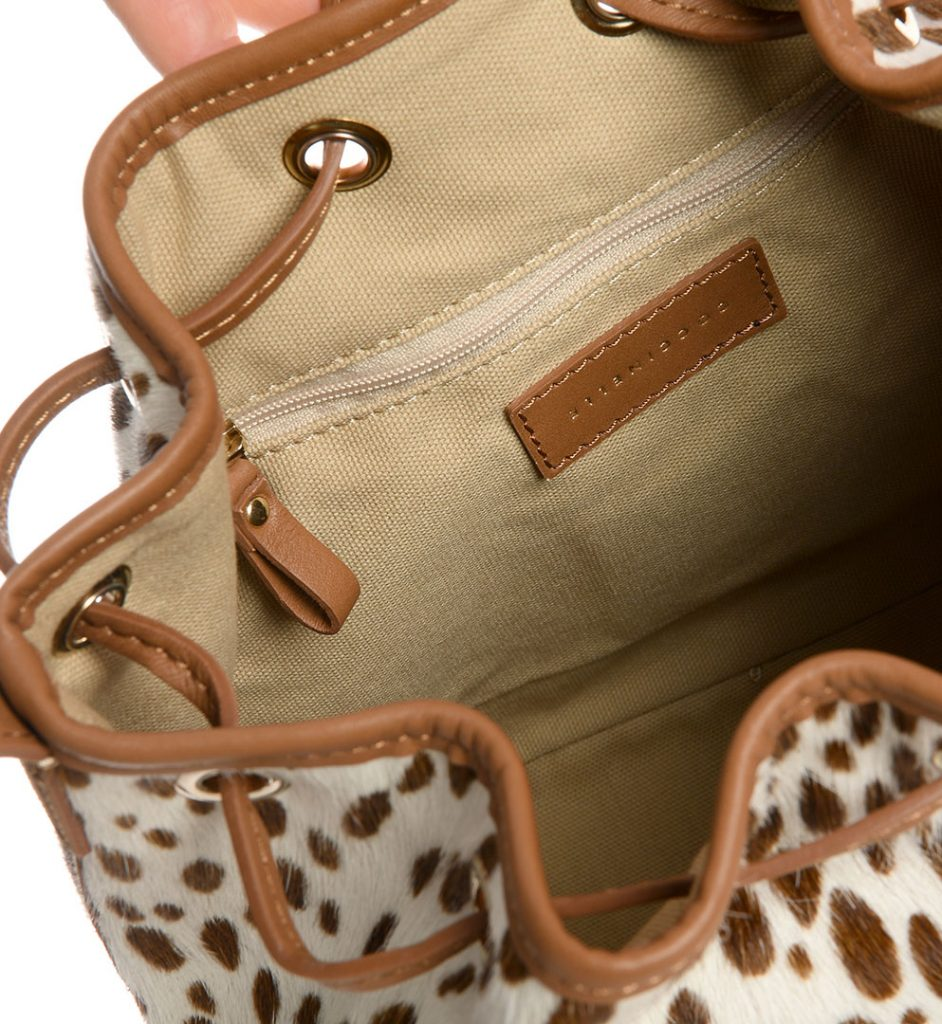 371539dde9381 Pony leather bucket bag Coccinelle - The Dresser
