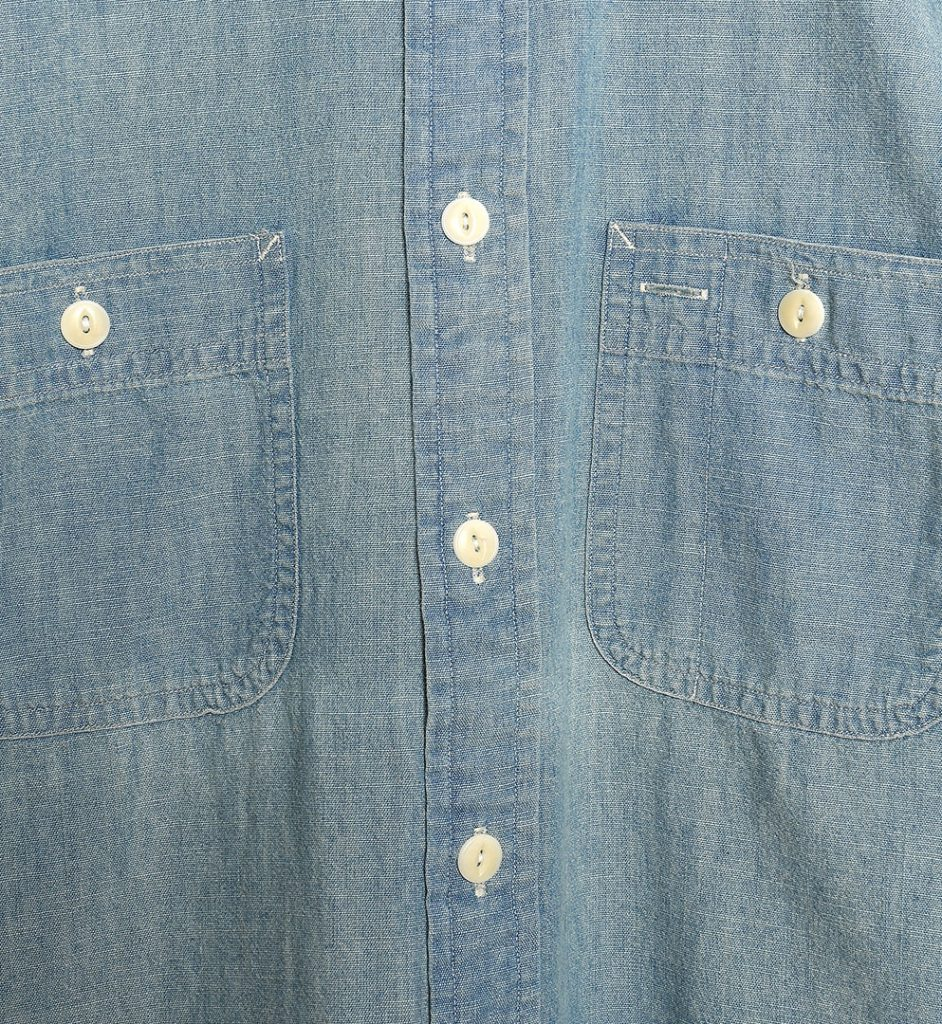 Camasa blue light din denim