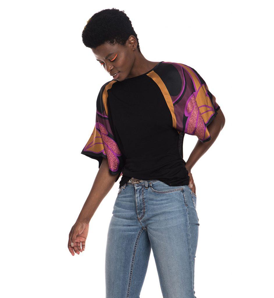 Bluza din bumbac