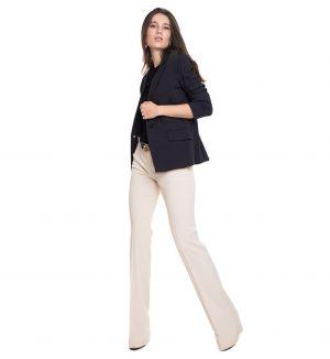 Sacou Armani Jeans bleumarin din bumbac